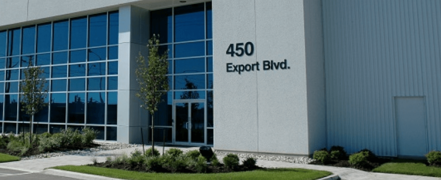 We have moved to 450 export blvd in mississauga ontario